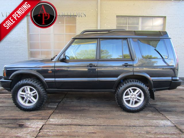 2004 Land Rover Discovery SE COLD WEATHER PACKAGE