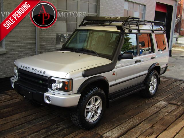 2004 Land Rover Discovery SE7 OVERLAND READY