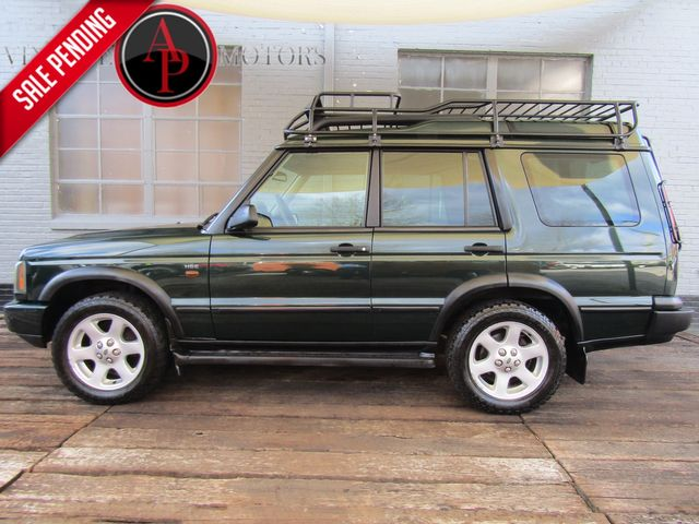2004 Land Rover Discovery HSE LOADED
