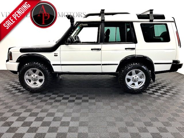 2004 Land Rover Discovery SE7 79K LIFTED COLD WEATHER PACKAFGE