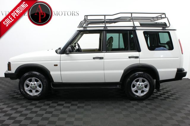 2004 Land Rover Discovery 2 OWNER 72K RARE S7 MODEL