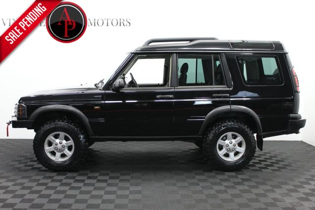 2004 Land Rover Discovery RARE S MODEL
