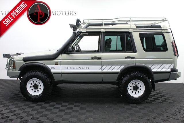 2004 Land Rover Discovery SE ONE OWNER 78K NEW BUILD