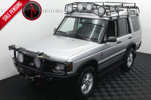 2004 Land Rover Discovery SE7. NEW BUILD