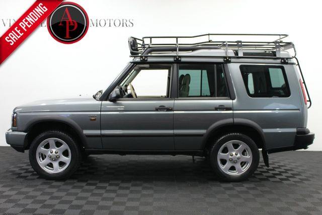 2004 Land Rover Discovery HSE7 REBUILT MOTOR