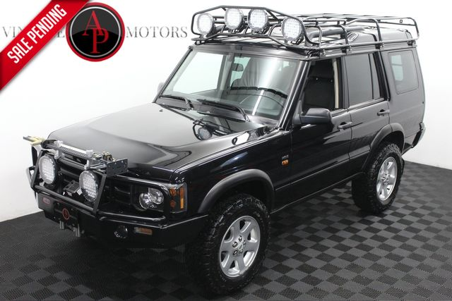 2004 Land Rover Discovery HSE 83k 2 OWNER NEW BUILD