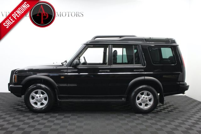 2004 Land Rover Discovery ONE OWNER 84K TIME CAPSULE