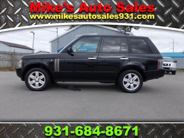 2004 Land Rover Range Rover HSE Shelbyville, TN