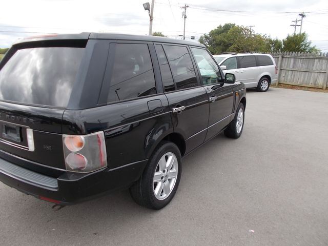 2004 Land Rover Range Rover HSE Shelbyville, TN 12