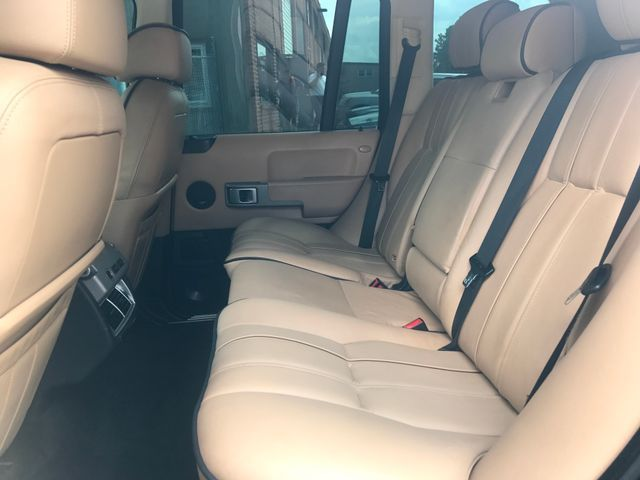 2004 Land Rover Range Rover HSE Sterling, Virginia 2