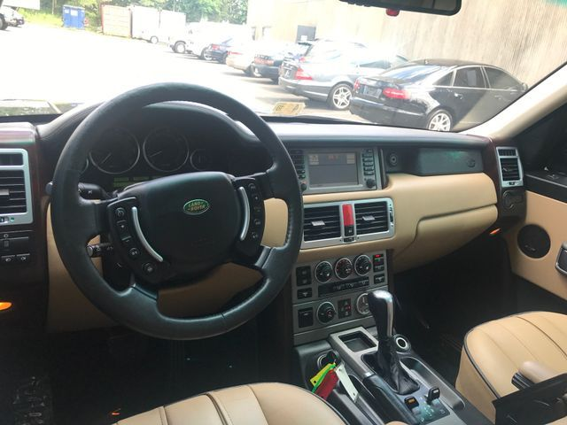 2004 Land Rover Range Rover HSE Sterling, Virginia 3