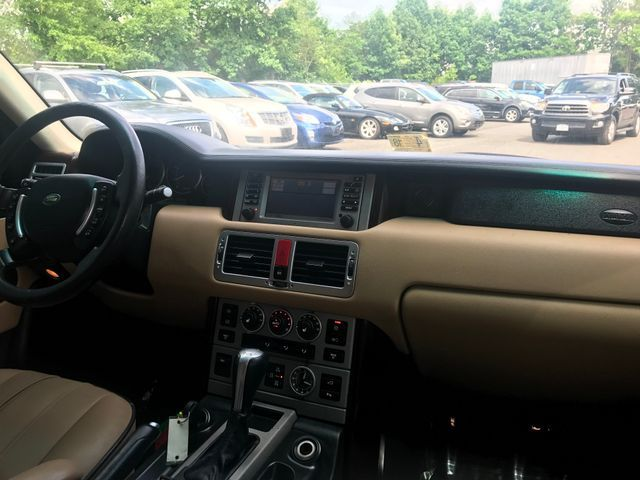 2004 Land Rover Range Rover HSE Sterling, Virginia 5