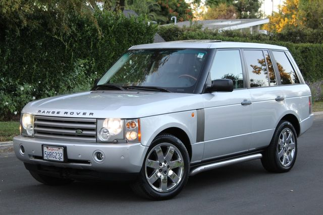 2004 Land Rover RANGE ROVER HSE NAVIGATION NEW TIRES SERVICE RECORDS in Van Nuys, CA 91406