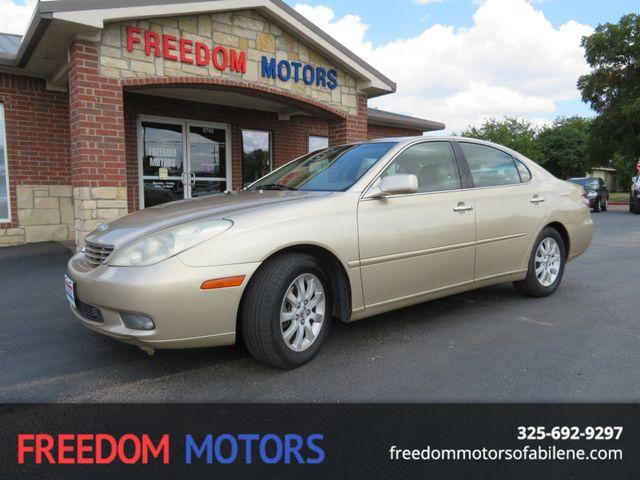 2004 Lexus ES 330    Abilene, Texas   Freedom Motors  in Abilene,Tx Texas
