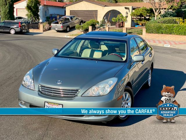 2004 Lexus ES 330 SEDAN AUTOMATIC LEATHER XENON NEW TIRES SERVICE RECORDS in Van Nuys, CA 91406