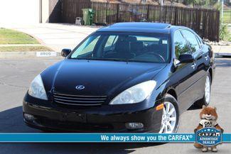 2004 Lexus ES 330 SEDAN NAVIGATION SERVICE RECORDS AVAILABLE in Woodland Hills CA, 91367