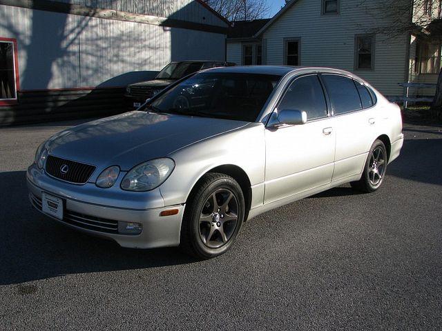 2004 Lexus GS 300 4d Sedan