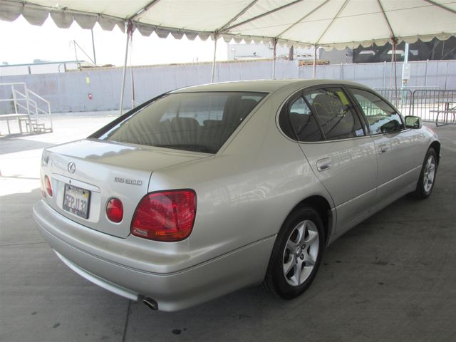 2004 Lexus GS 300 Gardena, California 2