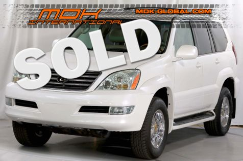 2004 Lexus GX 470 - 1 owner - Service Records - Pearl White in Los Angeles