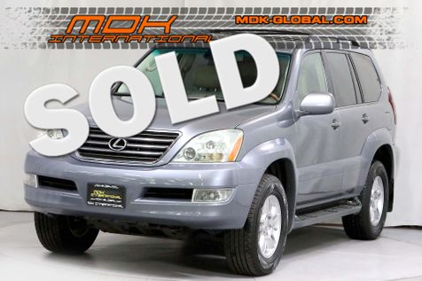 2004 Lexus GX 470 - New Tires - Service Records in Los Angeles