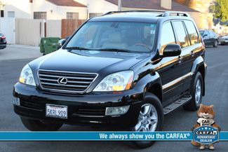 2004 Lexus GX 470 TIMING BELT JUST DONE 3RD ROW NAVIGATION SERVICE RECORDS in Woodland Hills CA, 91367