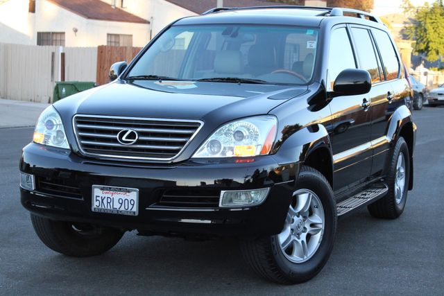 2004 Lexus GX 470 TIMING BELT JUST DONE 3RD ROW NAVIGATION SERVICE RECORDS in Woodland Hills, CA 91367