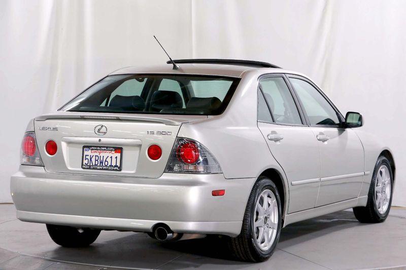 2004 Lexus IS 300 - Nav - Bluetooth - Sunroof  city California  MDK International  in Los Angeles, California