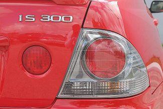 2004 Lexus IS 300 Hollywood, Florida 58