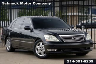 2004 Lexus LS 430 ****** AWESOME FRESH TRADE ***** in Plano TX, 75093