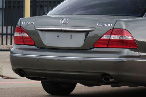 2004 Lexus LS 430 Only 102k Mi* Sunroof*Nav* BU Cam*   Plano, TX   Carrick's Autos in Plano, TX