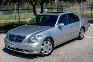 2004 Lexus LS 430  AUTO - PREMIUM PKG - ONLY 59K MILES Reseda, CA