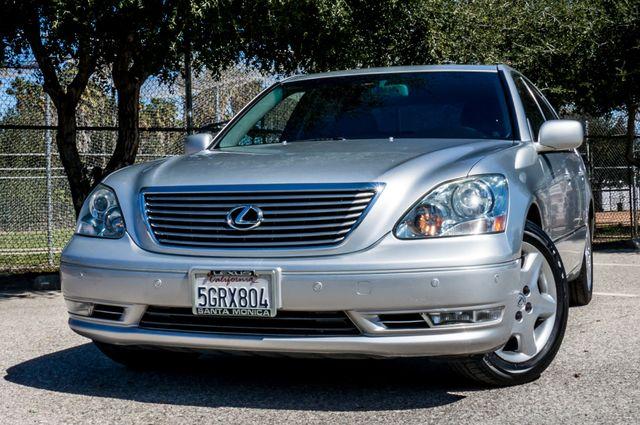 2004 Lexus LS 430 AUTO - PREMIUM PKG - ONLY 59K MILES | Reseda CA