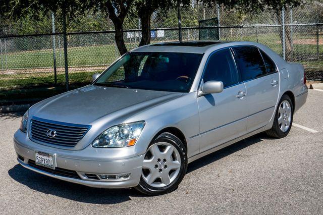 2004 Lexus LS 430 AUTO - PREMIUM PKG - ONLY 59K MILES