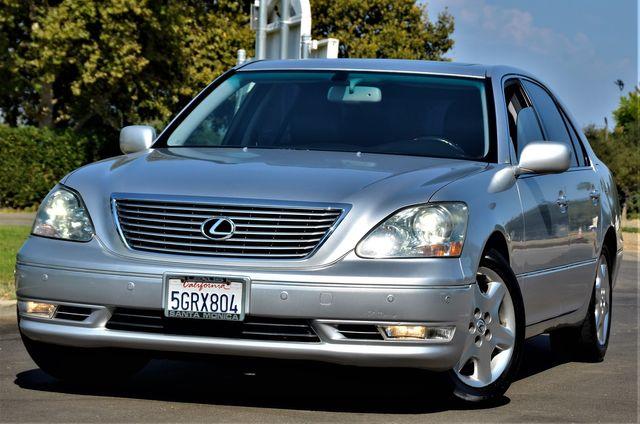 2004 Lexus LS 430 PREMIUM PKG-ONLY 68K MILES