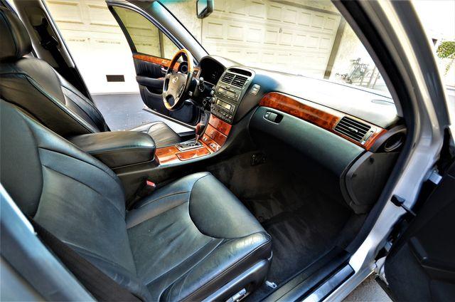 2004 Lexus LS 430 PREMIUM PKG-ONLY 68K MILES in Reseda, CA, CA 91335