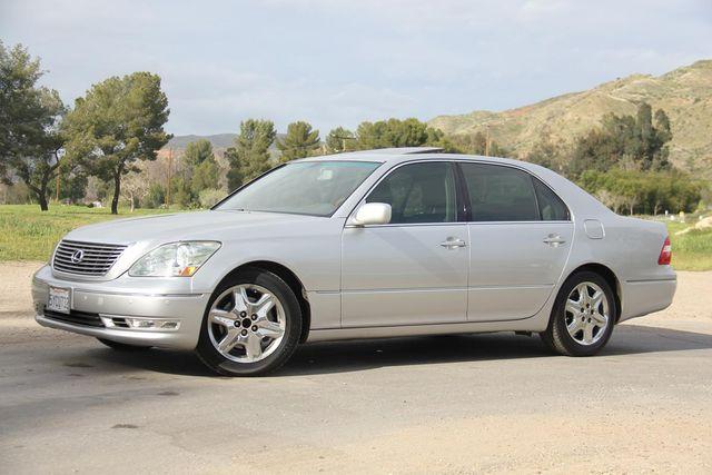 2004 Lexus LS 430 Santa Clarita, CA 1