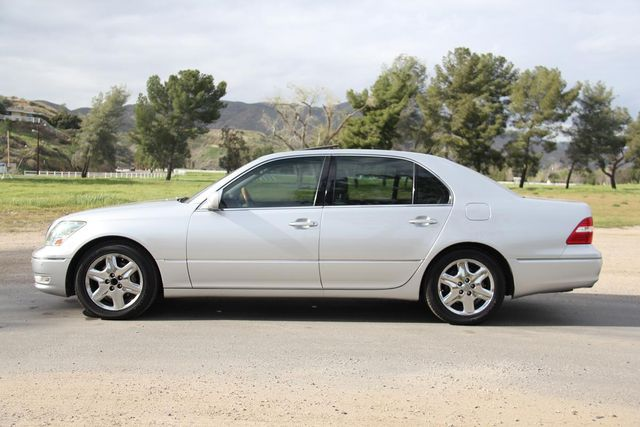 2004 Lexus LS 430 Santa Clarita, CA 11