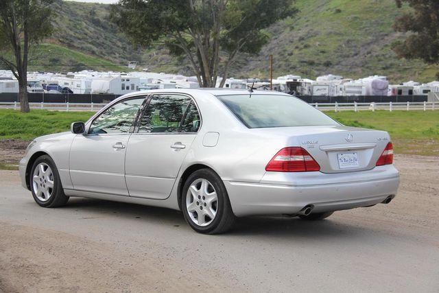 2004 Lexus LS 430 Santa Clarita, CA 5