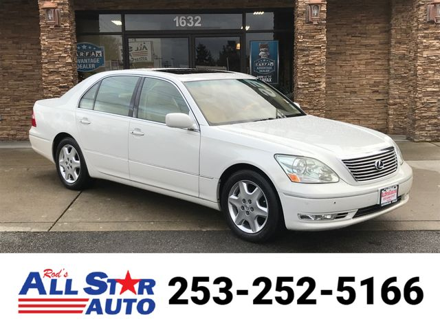 2004 Lexus LS 430 in Puyallup Washington, 98371