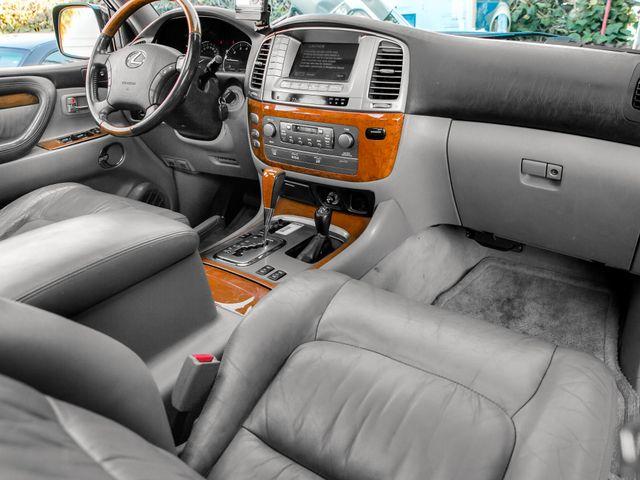 2004 Lexus LX 470 Burbank, CA 12