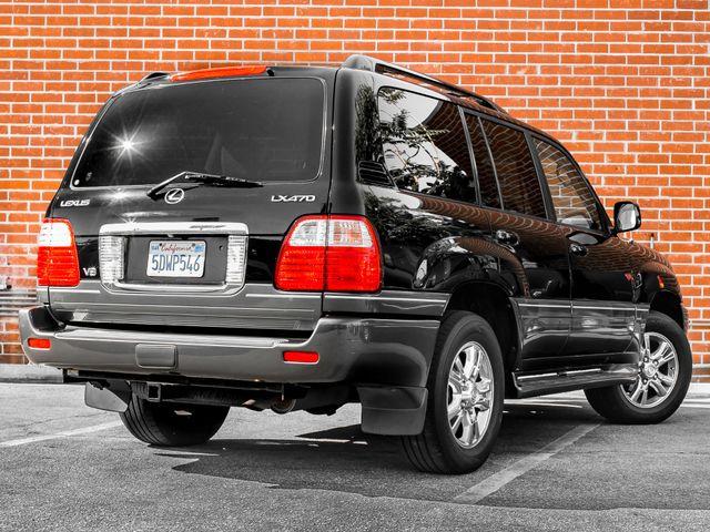2004 Lexus LX 470 Burbank, CA 6