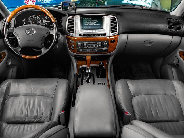 2004 Lexus LX 470 Burbank, CA 8