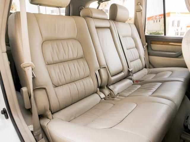 2004 Lexus LX 470 Burbank, CA 14