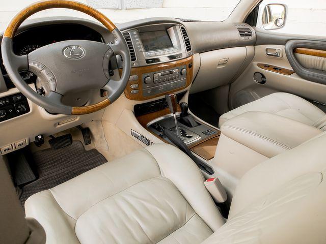 2004 Lexus LX 470 Burbank, CA 9