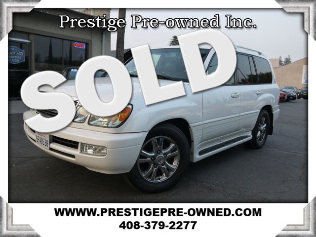 2004 Lexus LX 470   in Campbell CA