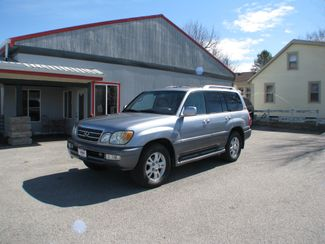 2004 Lexus LX 470 4d SUV in Coal Valley, IL 61240