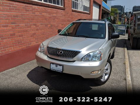 2004 Lexus RX 330 All Wheel Drive Local 2 Owner History Premium Plus Package Heated Seats Xenons 18