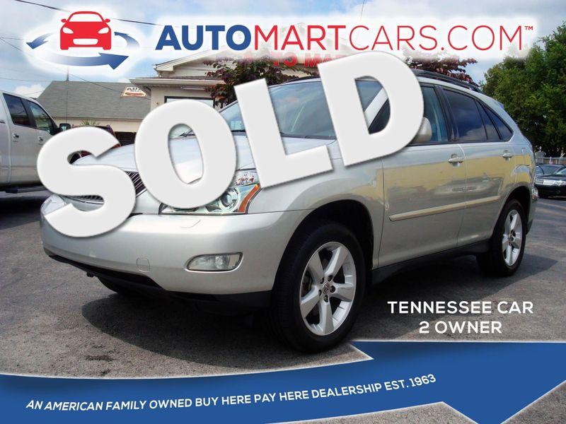 2004 Lexus RX 330  | Nashville, Tennessee | Auto Mart Used Cars Inc. in Nashville Tennessee