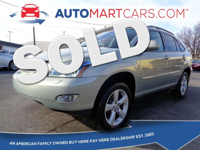 2004 Lexus RX 330 in Nashville Tennessee