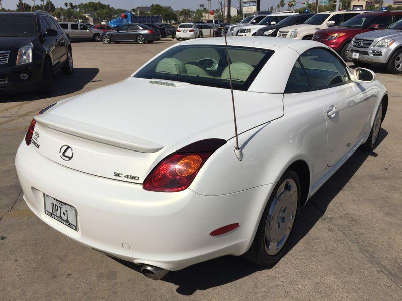 2004 Lexus SC 430   Brownsville TX  English Motors  in Brownsville, TX